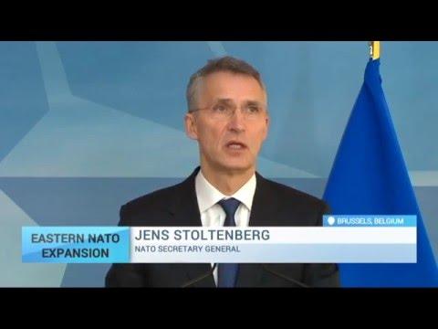 Jens Stoltenberg: NATO's presence in Poland