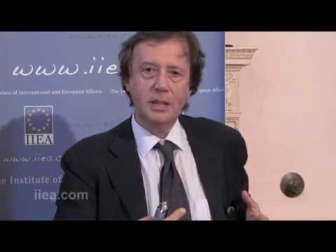 Carlo Bastasin - The Political Economy of the Eurozone Crisis - 25 Feb 2015