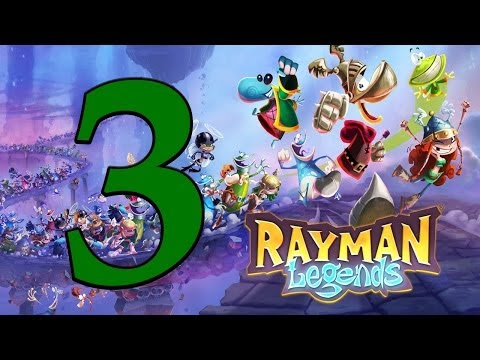 Rayman Legends - Problemas Diminutos [Nivel: 3] Guia Completa Español