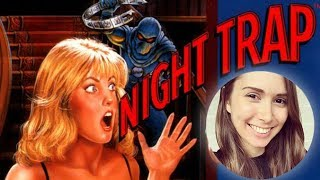 [ Night Trap ] 2017 PS4 Edition (Full playthrough) + TokyoTreat unboxing