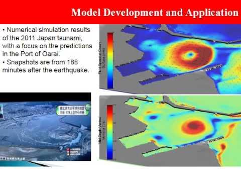 Presentation on Tsunami Effects in Ports