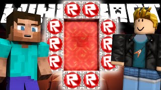 If a Roblox Dimension was Added to Minecraft
