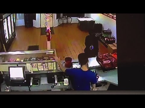 National security expert analyzes surveillance video from fatal shooting at Akron pizza shop