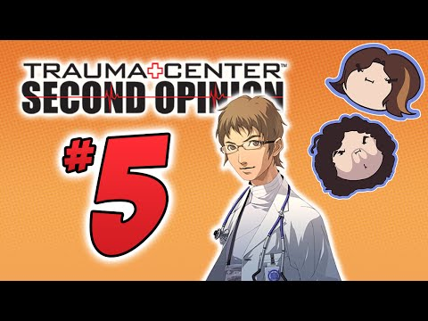 Trauma Center Second Opinion: Unqualified Doctors - PART 5 - Game Grumps