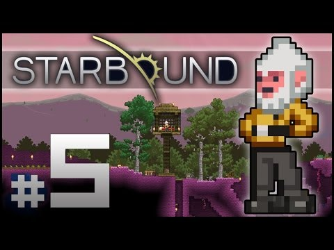 Starbound Beta Part 5 -