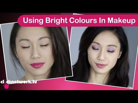 Using Bright Colours in Makeup - Tried & Tested: EP29