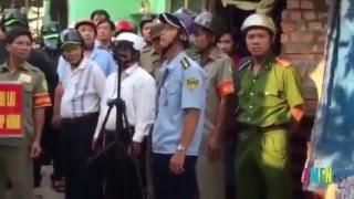 Quận Bình Tân, TP.HCM: Cưỡng chế và câu lưu người dân trái pháp luật, ngày 01.04.2016