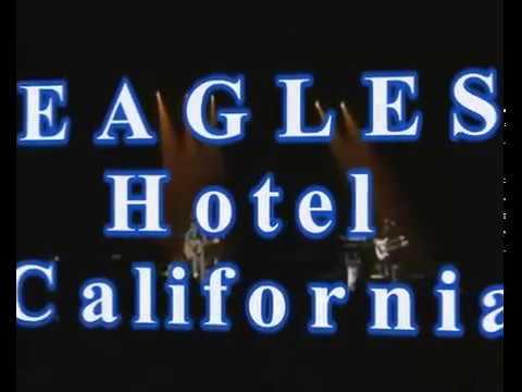 Testo Hotel California Italiano