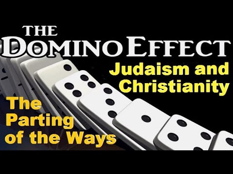 JUDAISM vs CHRISTIANITY: Parting the Ways [Jews for Jesus Messianic Jewish Christian Messiah Yeshua]