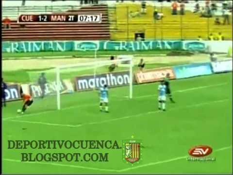 Deportivo Cuenca 3 - Manta 2 - Campeonato Ecuatoriano 2011