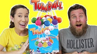 Tumball Game - The Nerve Wracking Bead Stacking Game