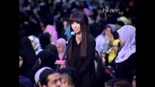 (Must see)Beautiful lady ask leaving Islam (Question) - Dr Zakir Naik