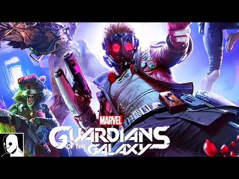 Marvel's Guardians of the Galaxy Gameplay Deutsch - Single Player Action mit Star Lord