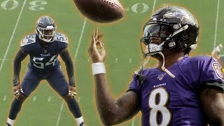 Film Study: Can the Titans slow down Lamar Jackson and the Baltimore Ravens offense?