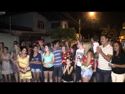 LOUCURA DE AMOR ZONA LESTE PARA VALDENI JARDIM DANFER