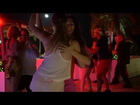 00134 ZoukMX 2016 Pre party Elizabeth and Irina ~ video by Zouk Soul