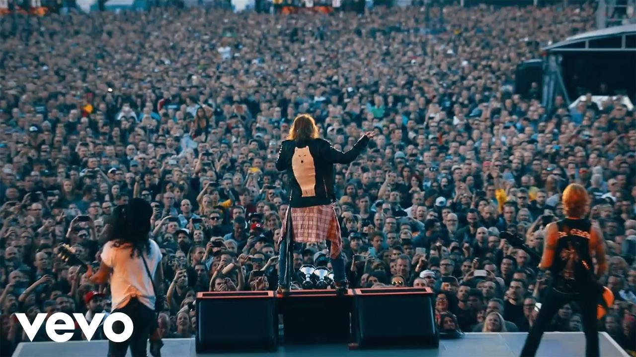 Guns N' Roses - Not In This Lifetime European Tour 2017 Part I