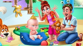 Baby Boss Care & Dress Up Android Gameplay #4