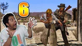 MENEGANGKAN! (6) Red Dead Redemption