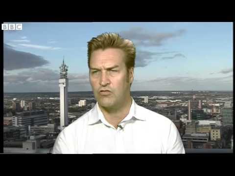 BBC News E cigarette boss Mike Ryan welcomes EU vote