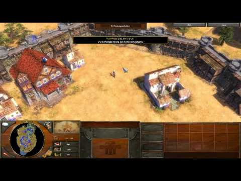Let's Play Age of Empires III #001 Die Türken kommen! [Deutsch|HD] [Kampagne]