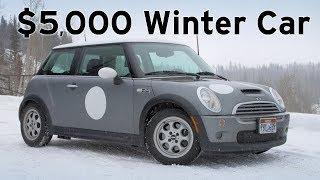 $5000 Winter Car   Long Term Mini Cooper S - Everyday Driver