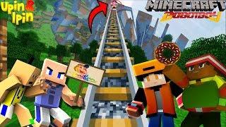 GOPAL DAN BOBOIBOY MENGHILANG di DUFAN, UPIN IPIN PANIK!!! - Minecraft Lucu