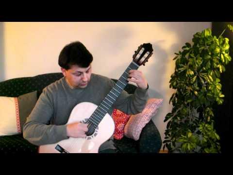Maximo Diego Pujol: Dos Milongas (Daniele Lazzari, guitar)