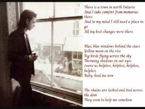 Nick Cave - Helpless