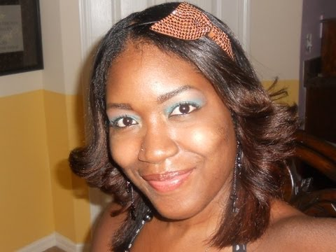 This is my Fall Hair Color done at JC Penney Salon!