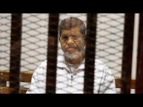 Moh. Morsi death sentence upheld in Court