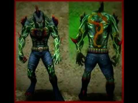 Wolfteam En İyi Özel Versiyon Karakterler