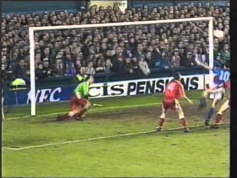 Everton 1-0 Liverpool FA Cup 5th Round 2nd replay 1990-91