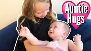 9 Year Old Aunt! | Teen Mom Vlog