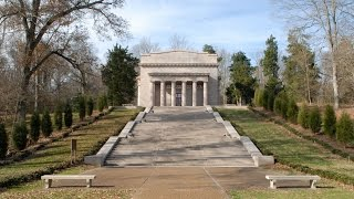 Abraham Lincoln Birthplace. National Park the actual cabin our 16th president was born in.