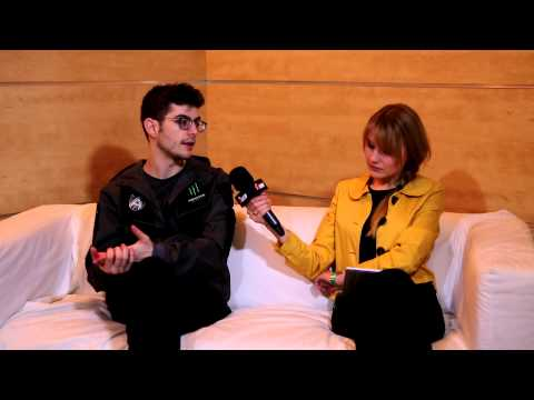 Interview with Alliance.7ckngmad SLTV 12 LAN Finals (ru subs to be added soon)