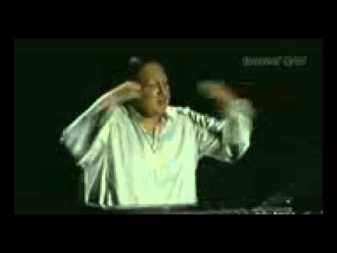 Nusrat Fateh Ali Khan Live Ptv Koi To Hai Jo Nizam E Hasti Chala Raha Hai Wohi Khuda Hai Hi 42906 video