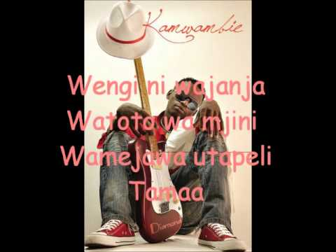 Diamond-nimpende Nani(lyrics Video) video