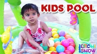 Kids Pool | Kids Fashion Toys | Kids fun activities | Toys for Kids by Litchi Show