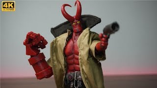 This is NOT the 1000toys Hellboy (1/12th Scale)