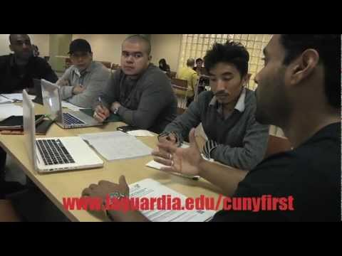 What is CUNYfirst?
