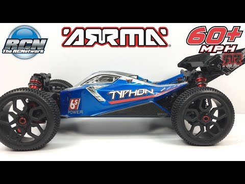 Arrma Typhon 2018 6S BLX V3 - Unboxing and Viewers Choice!!