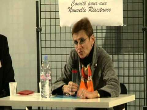 Comité pour une Nouvelle Résistance/ Annie Lacroix Riz