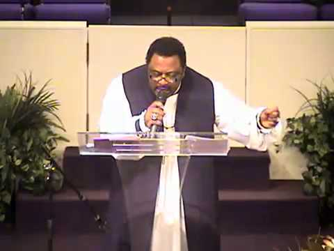"""Stepping Into A New Season"" Bishop C. A. Jackson"