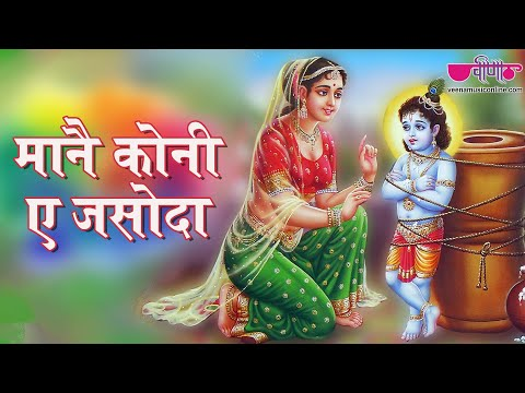 Mane Koni Ae Jasoda | Best Rajasthani (marwari) Holi Video Songs Veena | Krishna Holi Videos video