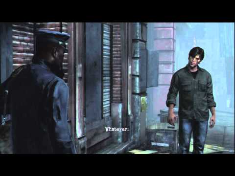 Silent Hill Downpour Gameplay Walkthrough - Part 13 - Up That Ladder! - TheHatcetFish/Friend