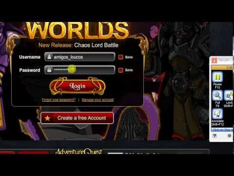 Watch doando conta aqw 2013