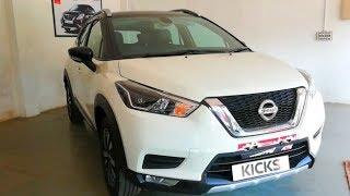 Nissan Kicks XV I Walkaround Review - 2019 Nissan Kicks XV Premium Diesel