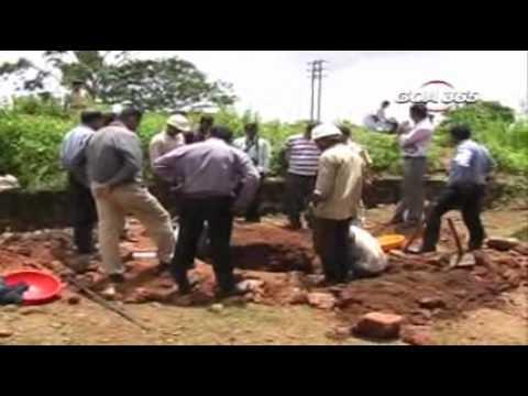 Verna Police Unearth a Petroleum Pilfering Racket  at Alto Dabolim