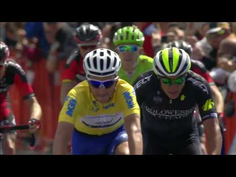 2016 Amgen Tour of California Stage 5 Presented by Visit California- Highlights